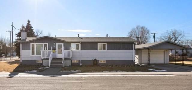 108 9th Street W, Hardin, MT 59034 (MLS #302643) :: Search Billings Real Estate Group