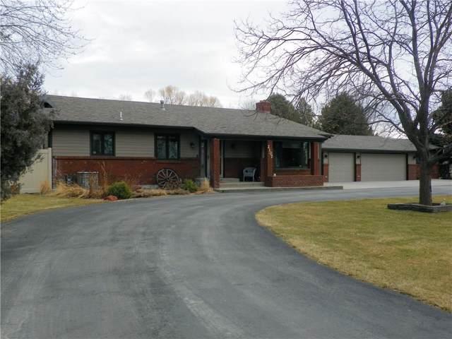 2107 E Echo Drive, Billings, MT 59105 (MLS #302665) :: Search Billings Real Estate Group