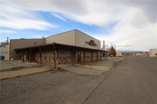 202 Anderson, Big Timber, MT 59011 (MLS #302704) :: MK Realty