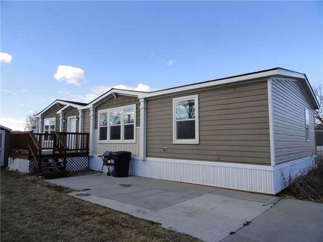 18 Wakefield Drive, Billings, MT 59102 (MLS #302711) :: The Ashley Delp Team