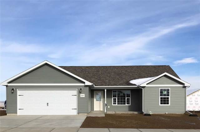 1448 Rancho Vista Avenue, Billings, MT 59105 (MLS #302713) :: The Ashley Delp Team