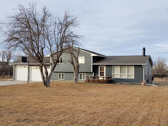 401 E River Street, Fromberg, MT 59029 (MLS #302741) :: The Ashley Delp Team