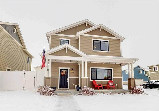 1722 Island View Drive, Billings, MT 59101 (MLS #302768) :: The Ashley Delp Team
