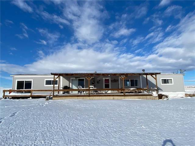 37 Garnet Boulevard, Roberts, MT 59070 (MLS #302795) :: Search Billings Real Estate Group