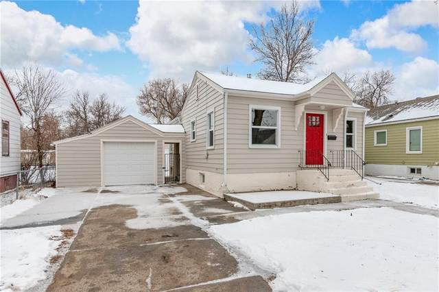 630 Terry Avenue, Billings, MT 59102 (MLS #302808) :: The Ashley Delp Team