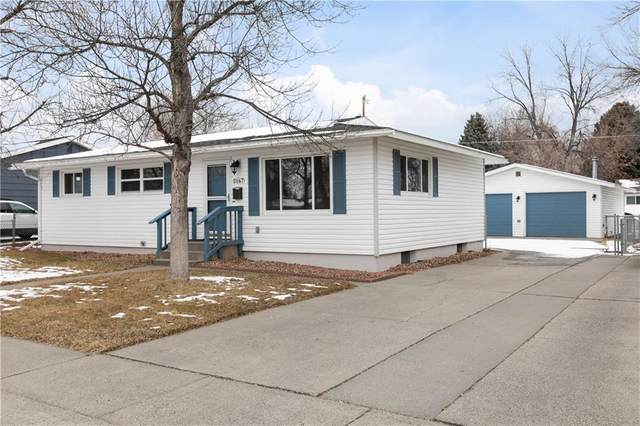 2167 Beloit Drive, Billings, MT 59102 (MLS #302830) :: Search Billings Real Estate Group