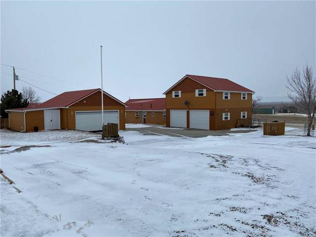 6 Sauger Circle, Other-See Remarks, MT 59223 (MLS #302831) :: Search Billings Real Estate Group