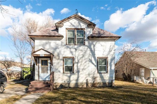 207 N 20th Street, Billings, MT 59101 (MLS #302835) :: The Ashley Delp Team