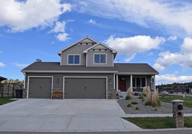 4207 Woodcreek Drive, Billings, MT 59101 (MLS #302836) :: Search Billings Real Estate Group