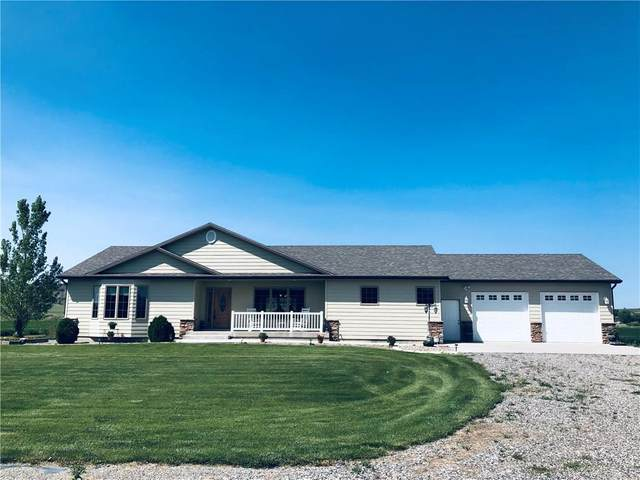244 North Frontage Road, Park City, MT 59063 (MLS #302844) :: Search Billings Real Estate Group