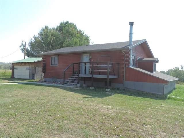 311 Bridal Path Road, Billings, MT 59105 (MLS #302846) :: Search Billings Real Estate Group