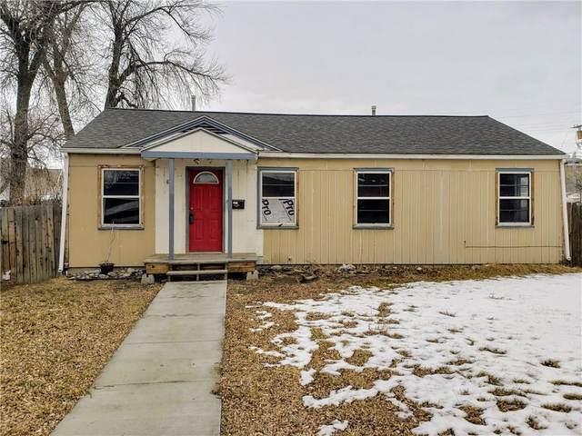 415 S 26th Street, Billings, MT 59101 (MLS #302901) :: Search Billings Real Estate Group