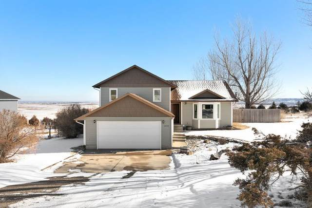 4923 Middle Valley, Billings, MT 59105 (MLS #302905) :: Search Billings Real Estate Group