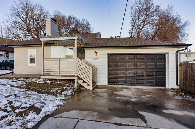 1009 N 22nd Street, Billings, MT 59101 (MLS #302927) :: The Ashley Delp Team