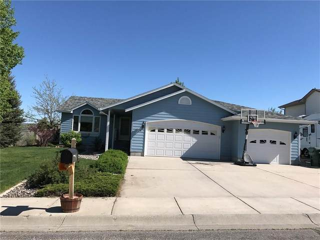 908 Adobe Drive, Billings, MT 59105 (MLS #302933) :: Search Billings Real Estate Group