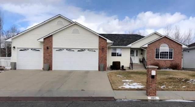 3815 Parkhill Drive, Billings, MT 59102 (MLS #302946) :: Search Billings Real Estate Group