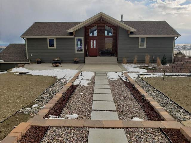 13400 S Ranchairo Road, Molt, MT 59057 (MLS #302963) :: Search Billings Real Estate Group