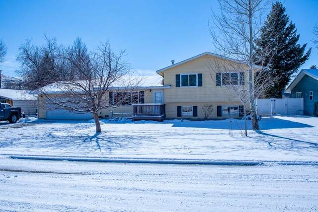 27 Henry, Absarokee, MT 59001 (MLS #302966) :: The Ashley Delp Team