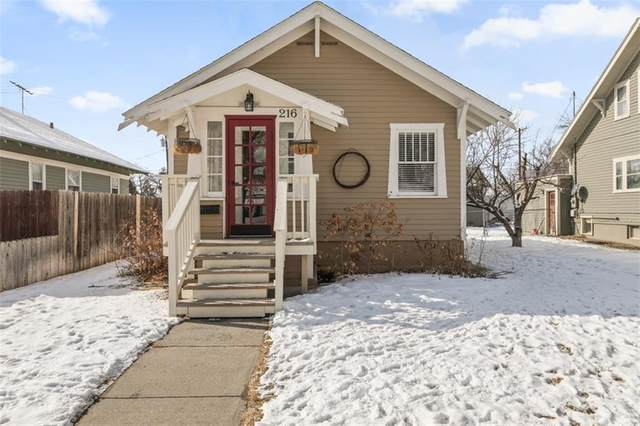 216 4th Avenue, Laurel, MT 59044 (MLS #302974) :: Search Billings Real Estate Group