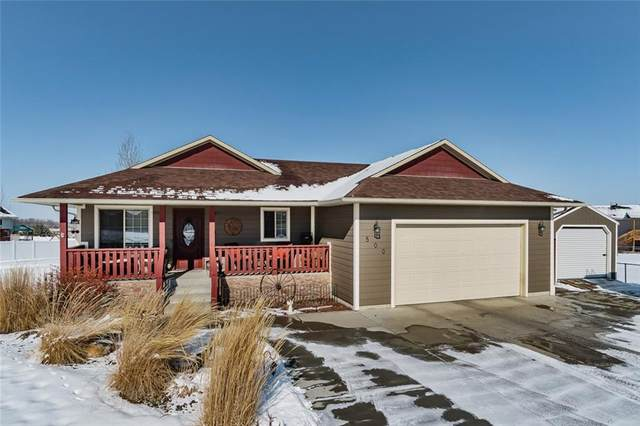 500 La Paz Court, Billings, MT 59101 (MLS #303013) :: Search Billings Real Estate Group