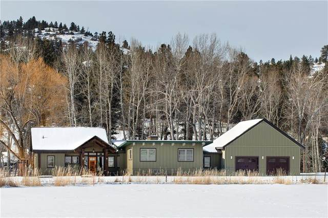 53 Myers, Columbus, MT 59019 (MLS #303024) :: Search Billings Real Estate Group
