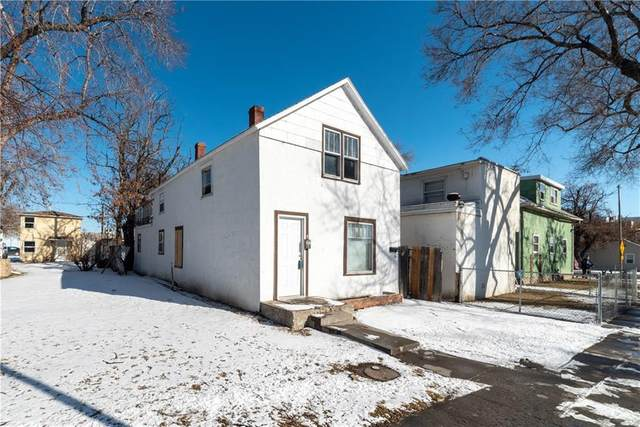 207 N 23rd Street, Billings, MT 59101 (MLS #303031) :: Search Billings Real Estate Group