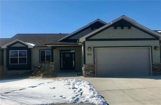 2820 Arrowhead Meadows Drive, Billings, MT 59102 (MLS #303032) :: Search Billings Real Estate Group