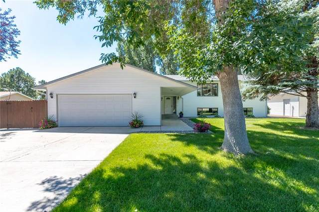 4922 Coneflower, Billings, MT 59106 (MLS #303034) :: The Ashley Delp Team
