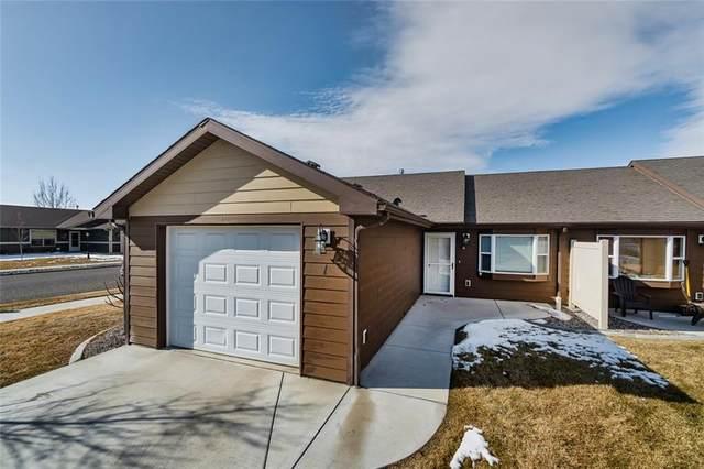 5411 Frontier Drive, Billings, MT 59101 (MLS #303048) :: Search Billings Real Estate Group