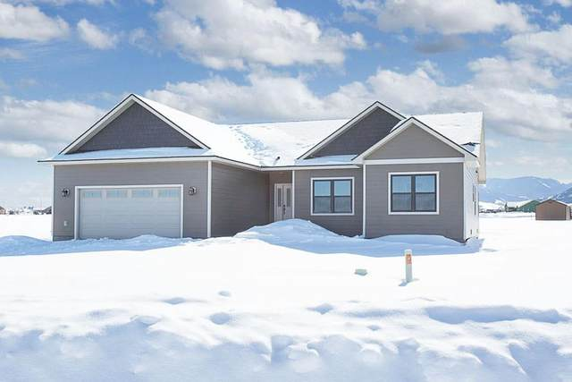 37 Grand View Drive, Red Lodge, MT 59068 (MLS #303067) :: MK Realty