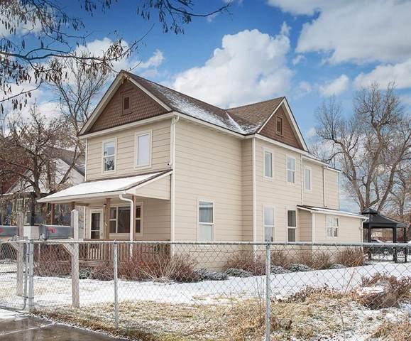 116 S 30TH ST, Billings, MT 59101 (MLS #303071) :: Search Billings Real Estate Group