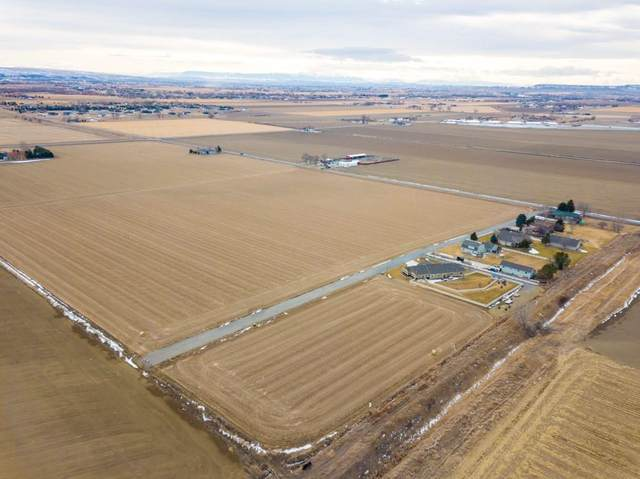 Parcel 8 Georgina Drive, Billings, MT 59106 (MLS #303132) :: The Ashley Delp Team