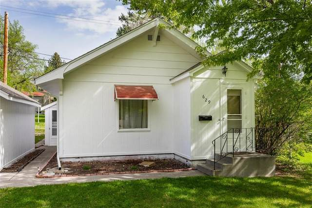 629 Burlington Avenue, Billings, MT 59101 (MLS #303134) :: The Ashley Delp Team