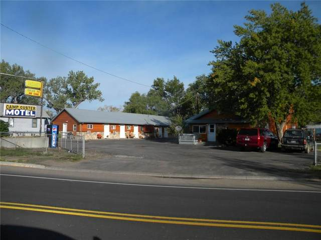 303 E 4TH ST, Hardin, MT 59034 (MLS #303195) :: Search Billings Real Estate Group