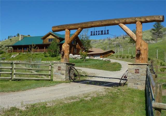 TBD Bridger Creek Road, Big Timber, MT 59011 (MLS #303210) :: MK Realty