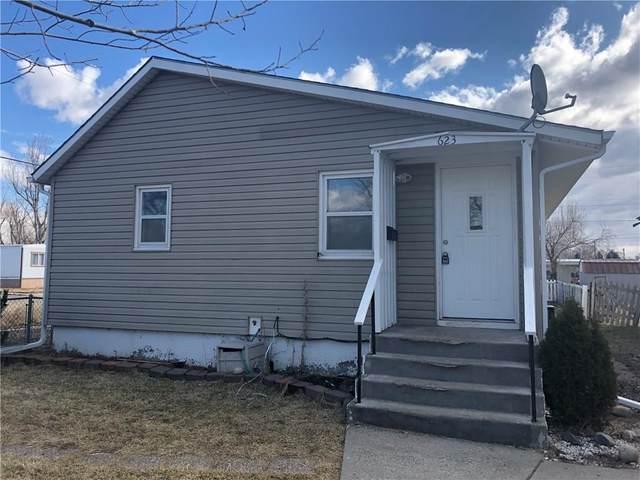 623 Elm Avenue, Laurel, MT 59044 (MLS #303214) :: MK Realty