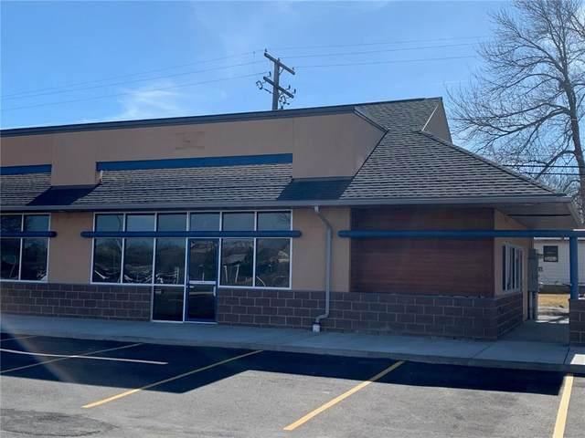 2044 Broadwater Avenue Suite F (Lease), Billings, MT 59102 (MLS #303225) :: Search Billings Real Estate Group