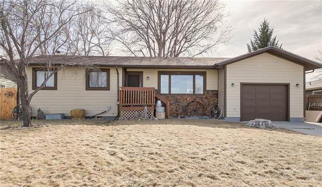 2914 Springfield Avenue, Billings, MT 59101 (MLS #303230) :: Search Billings Real Estate Group