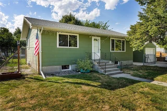 510 Minnie Place, Billings, MT 59101 (MLS #303231) :: Search Billings Real Estate Group