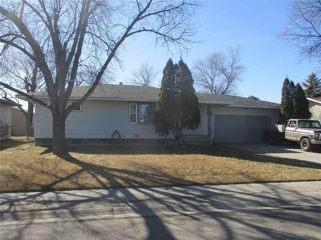724 S 1st Street, Hardin, MT 59034 (MLS #303243) :: MK Realty