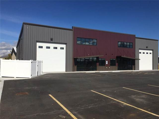 2601 Overland Ave, Suite 1 (Lease Only), Billings, MT 59102 (MLS #303256) :: MK Realty