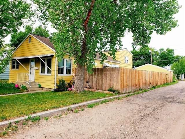15 6th Avenue, Laurel, MT 59044 (MLS #303273) :: Search Billings Real Estate Group