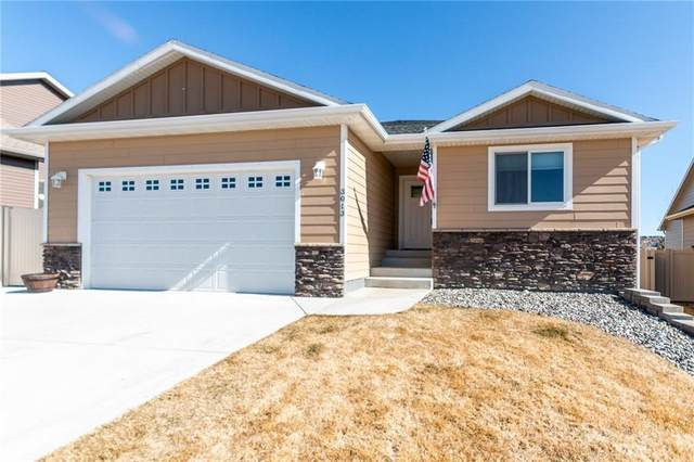 3013 Western Bluffs, Billings, MT 59106 (MLS #303319) :: The Ashley Delp Team