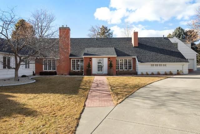2618 Longfellow Place, Billings, MT 59102 (MLS #303336) :: Search Billings Real Estate Group