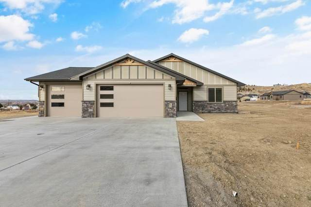 3835 Dylan Dr, Billings, MT 59101 (MLS #303340) :: Search Billings Real Estate Group