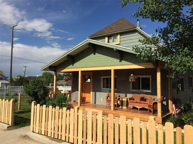306 S Hauser, Red Lodge, MT 59068 (MLS #303361) :: Search Billings Real Estate Group