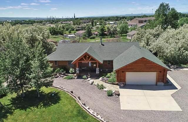 900 Ridge Drive, Laurel, MT 59044 (MLS #303362) :: Search Billings Real Estate Group