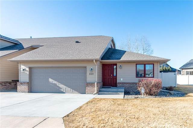 220 Brookshire Boulevard, Billings, MT 59102 (MLS #303363) :: Search Billings Real Estate Group