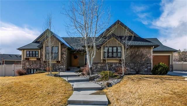 2442 Westfield, Billings, MT 59106 (MLS #303378) :: Search Billings Real Estate Group