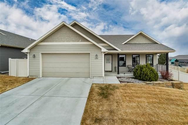 6745 Cove Creek Drive, Billings, MT 59106 (MLS #303404) :: Search Billings Real Estate Group